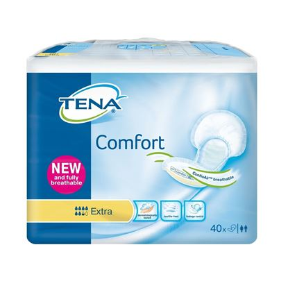 Picture of TENA Comfort Extra Pads- Pack of 40