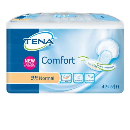Picture of TENA Comfort Normal Pads- Pack of 42