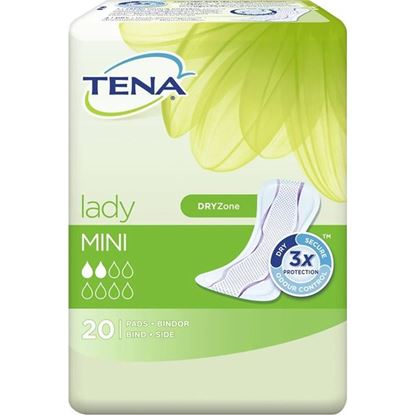 Picture of TENA Incontinence Lady Mini 20 Pads