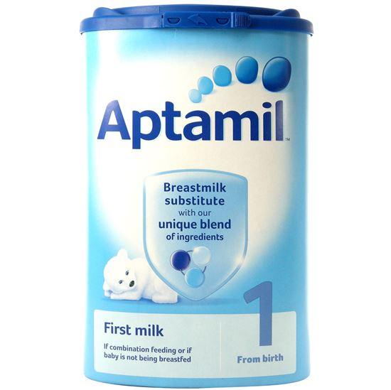 Picture of Aptamil First Milk Formula Powder 900g