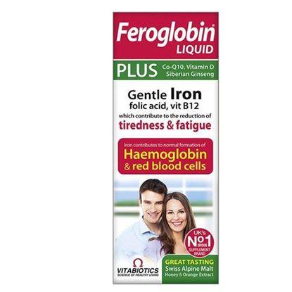 Picture of Feroglobin Vitabiotics 200ml Plus Liquid