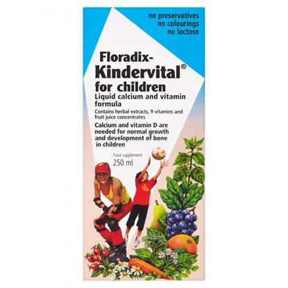 Picture of Floradix Kindervital Formula For Children 250ml