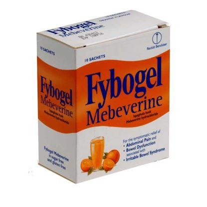 Picture of Fybogel Mebeverine Sachets 10