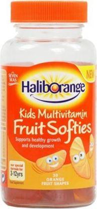 Picture of Haliborange Kids Multivitamins Calcium & Vitamin, Immune, Brain Support