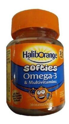 Picture of Haliborange kids Omega-3 Fruit Softies
