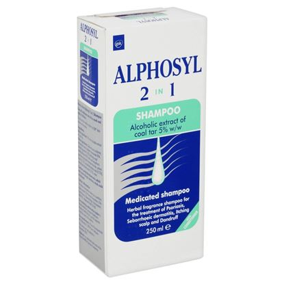 Picture of Alphosyl 2-in-1 Medicated Shampoo 250ml
