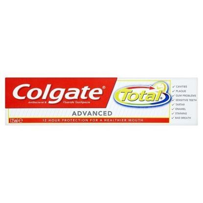 Picture of Colgate Total Advanced Toothpaste 125ml