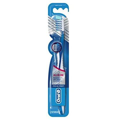 Picture of Oral-b Cross Action Complete Adult 35 Soft Manual Toothbrush