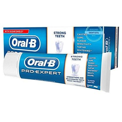 Picture of Oral-b Pro-expert Antibacterial & Fluoride Toothpaste Mild Mint 75ml