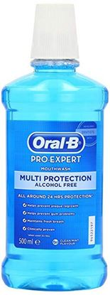 Picture of Oral-b Pro-expert Multi Protection Mouth Rinse 500ml