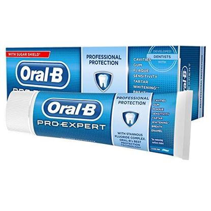 Picture of Oral-b Pro-expert Professional Protection Toothpaste 75ml - Clean Mint