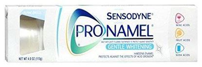 Picture of Sensodyne ProNamel Toothpaste, Fluoride, Gentle Whitening, Alpine Breeze, 4 oz.