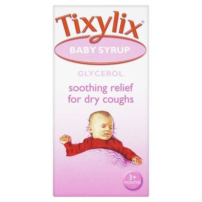 Picture of Tixylix Baby Syrup