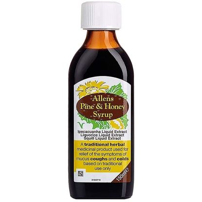Picture of ALLENS PINE & HONEY BALSAM 150ML