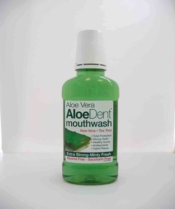 Picture of Aloe Dent Mouthwash 250ml