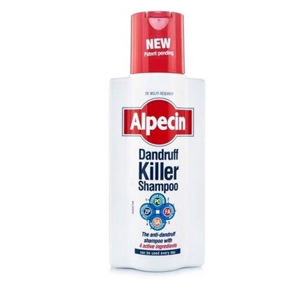 Picture of Alpecin dandruff killer shampoo 250ml