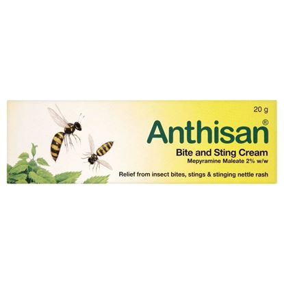 Picture of Anthisan Bite & Sting Cream 20G