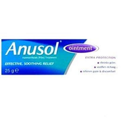 Picture of Anusol Haemorrhoids (Piles) Treatment Ointment - 25g by Anusol