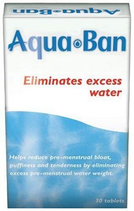 Picture of Aqua Ban 30 Tablets