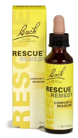 Picture of Bach Rescue Remedy, 10 ml.35 Ounces