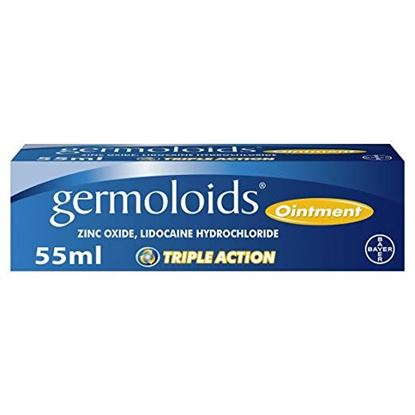 Picture of Germoloids Pile Relief Ointment To Sooth & Reduce 55ml