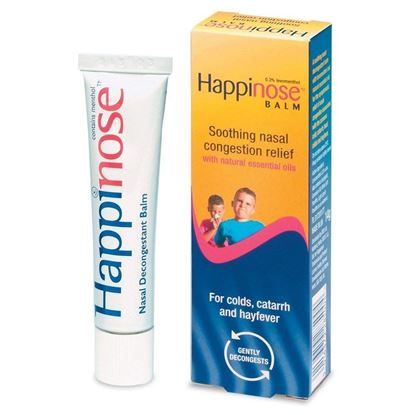 Picture of Happinose Balm Soothing Nasal Congestion Relief 14g