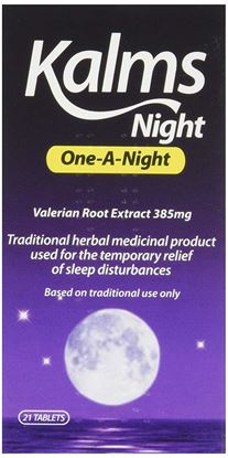 Picture of Kalms One a Night Sleeping Pills (21 Tablets)