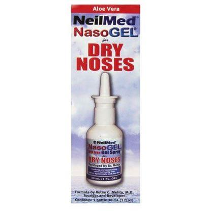Picture of NeilMed Nasogel Drip Free Gel Spray, 1 Fluid Ounce