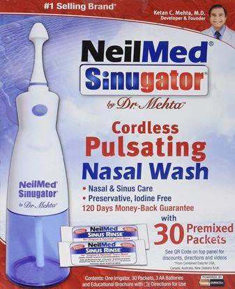 Picture of NeilMed Sinugator Cordless Pulsating Nasal Wash