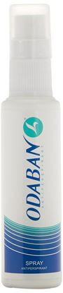 Picture of Odaban Antipersiprant Spray 30ml