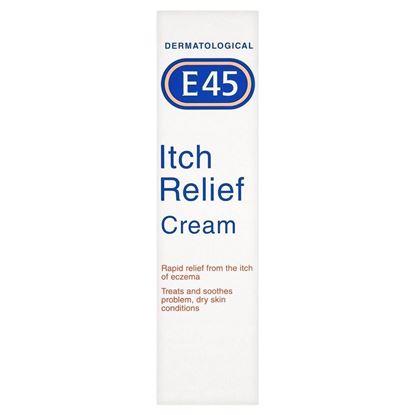 Picture of E45 Itch Relief Cream 100g