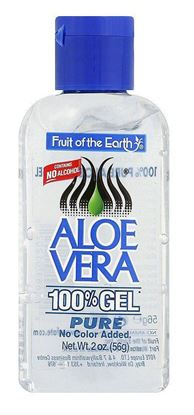 Picture of Fruit Of The Earth Aloe Gel 56g