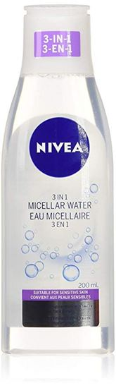 Picture of NIVEA Daily Essentials Sensitive 3-in-1 Micellar Cleansing Water 200 ml