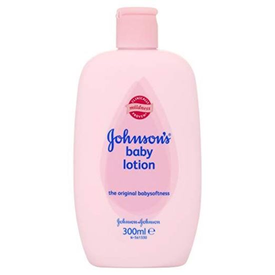 Picture of Johnsons Baby 300 ml Baby Lotion
