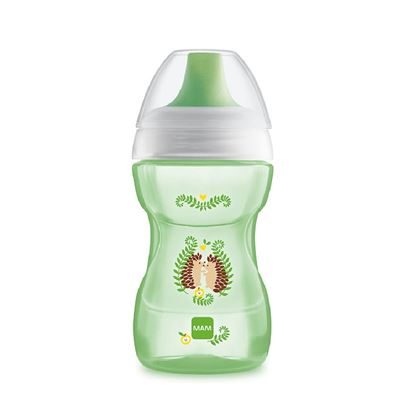 Picture of Mam 270 Ml Fun To Drink Cup (Green)
