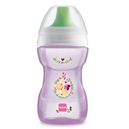 Picture of Mam 270 Ml Fun To Drink Cup Pink