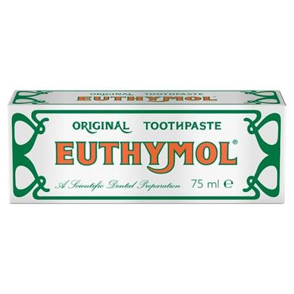 Picture of EUTHYMOL ORIGINAL TOOTHPASTE 75ML