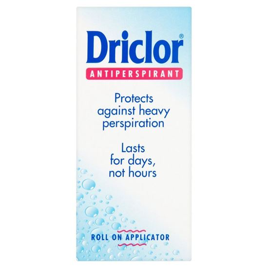 Picture of Driclor Antiperspirant Roll On Applicator 20ml