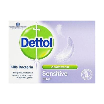 Picture of DETTOL SENSITIVE BAR SOAP 100g