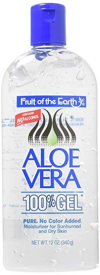 Picture of Fruit Of The Earth Fruit Of The Earth 100 % Aloe Vera Gel 340gm