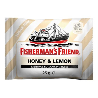 Picture of Fisherman'S Friend Honey & Lemon  25g