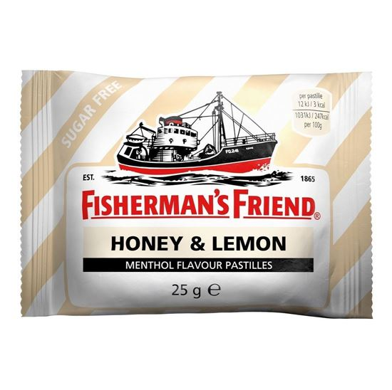 Picture of Fisherman'S Friend Honey & Lemon  25g