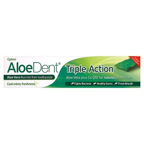 Picture of Aloe Dent Triple Action Toothpaste 100ml