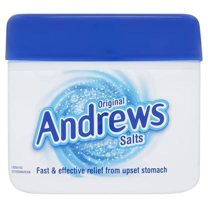 Picture of Andrews original salts 150g