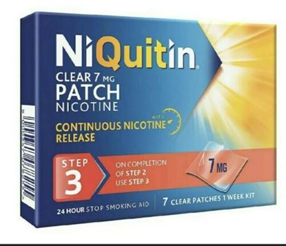 Picture of Niquitin CQ Patches 7mg Clear 7 Patches Step 3