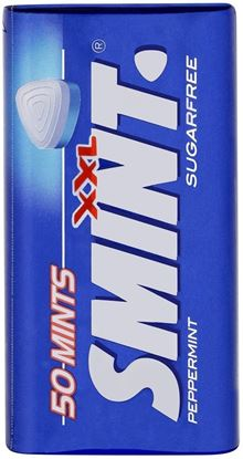 Picture of 1 x Pack of XXL Smint Sugar Free Mints Tin (Peppermint)
