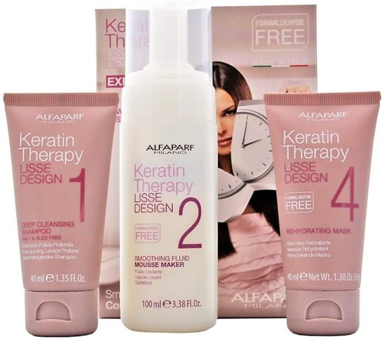 Picture of Alfaparf Lisse Design Express Keratin Therapy Kit