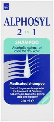 Picture of Alphosyl 2-In-1 Medicated Shampoo, 250ml