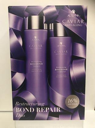 Picture of Alterna Caviar Restructuring Bond Repair Shampoo & Conditioner Duo (8.5 Oz Each)