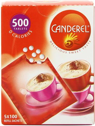 Picture of Canderel Refill 500 Tablets